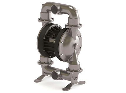 Debem Boxer 503 Metal Air Operated Diaphragm Pump