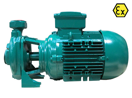 Azcue CP ATEX Close Coupled Centrifugal Pump
