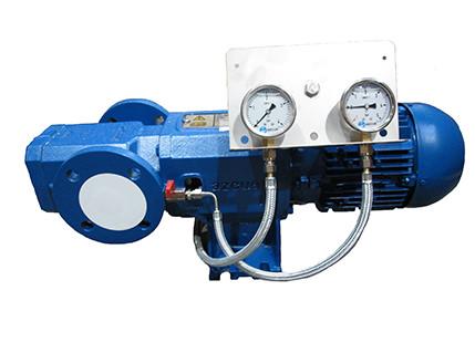 Azcue BT-IL Self Priming Triple Screw Pump