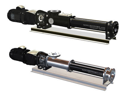 Nova Rotors D (Diamond) Progressive Cavity Pump