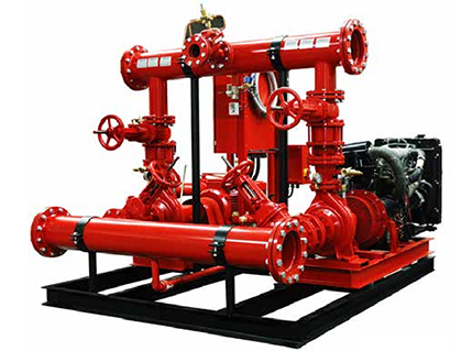 Standart Nfpa20 Amp Ul Fm Approved Fire Fighting Pumps
