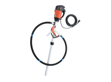 Flux Barrel Pump Kit for Concentrated Acids
