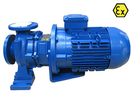 Azcue MN ATEX Close Coupled Centrifugal Pump