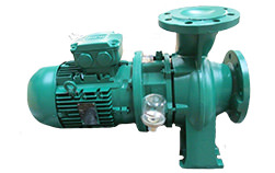 Sea Water Cleaning System for OEM - Centrifugal Pump & Vortex Impeller