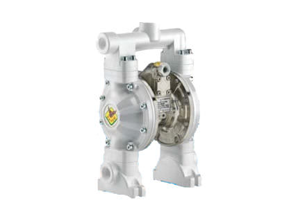 Raasm Air Operated Diaphragm Pump